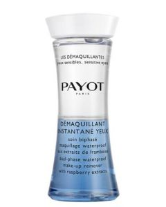 Payot: Dual-Phase Waterproof Make-Up Remover with Raspberry Extracts