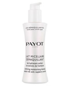 Payot: Comforting Moisturising Cleansing Micellar Milk with Raspberry Extracts