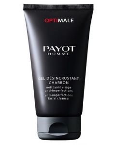 Payot: Men's Charcoal Cleansing Gel