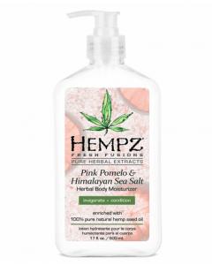 Hempz: Fresh Fusions Pink Pomelo & Himalayian Sea Salt Hydratant corporel à base de plantes