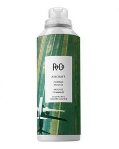 R+Co: AIRCRAFT Mousse Pomade