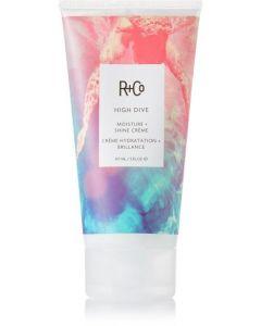 R+Co: HIGH DIVE Moisture Shine Creme