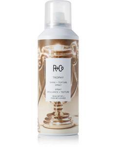 R+Co: TROPHY Shine + Texture Spray