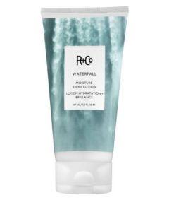 R+Co: WATERFALL Lotion Hydratation + Brillance