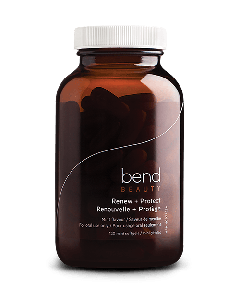 Bend Beauty: Renew + Protect - 120 Mini Softgel - Menthe