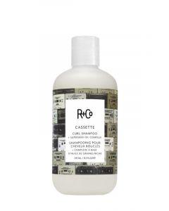 R+Co: Shampooing pour cheveux bouclés CASSETTE
