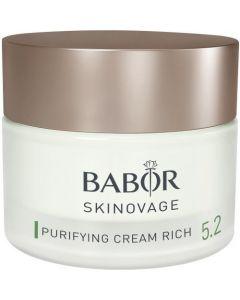 Babor: Skinovage Crème Riche Purifiante
