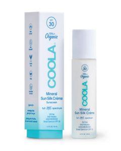 Coola: Full Spectrum 360° Mineral Sun Silk Crème Organic Face Sunscreen SPF 30