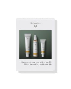 Dr. Hauschka: Trial Set For Sensitive Combination Skin