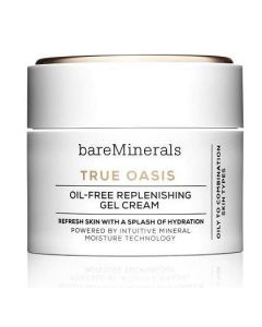 bareMinerals: True Oasis Oil-Free Replenishing Gel Cream
