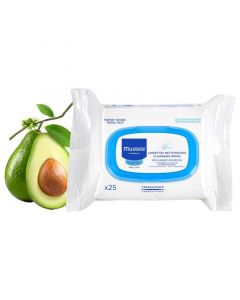 Mustela: Face Cleansing wipes