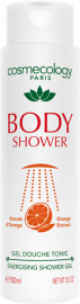 Cosmecology Paris: Body Shower Energizing Shower Gel