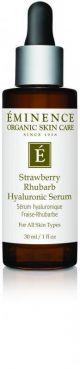 Eminence: Strawberry Rhubarb Hyaluronic Serum