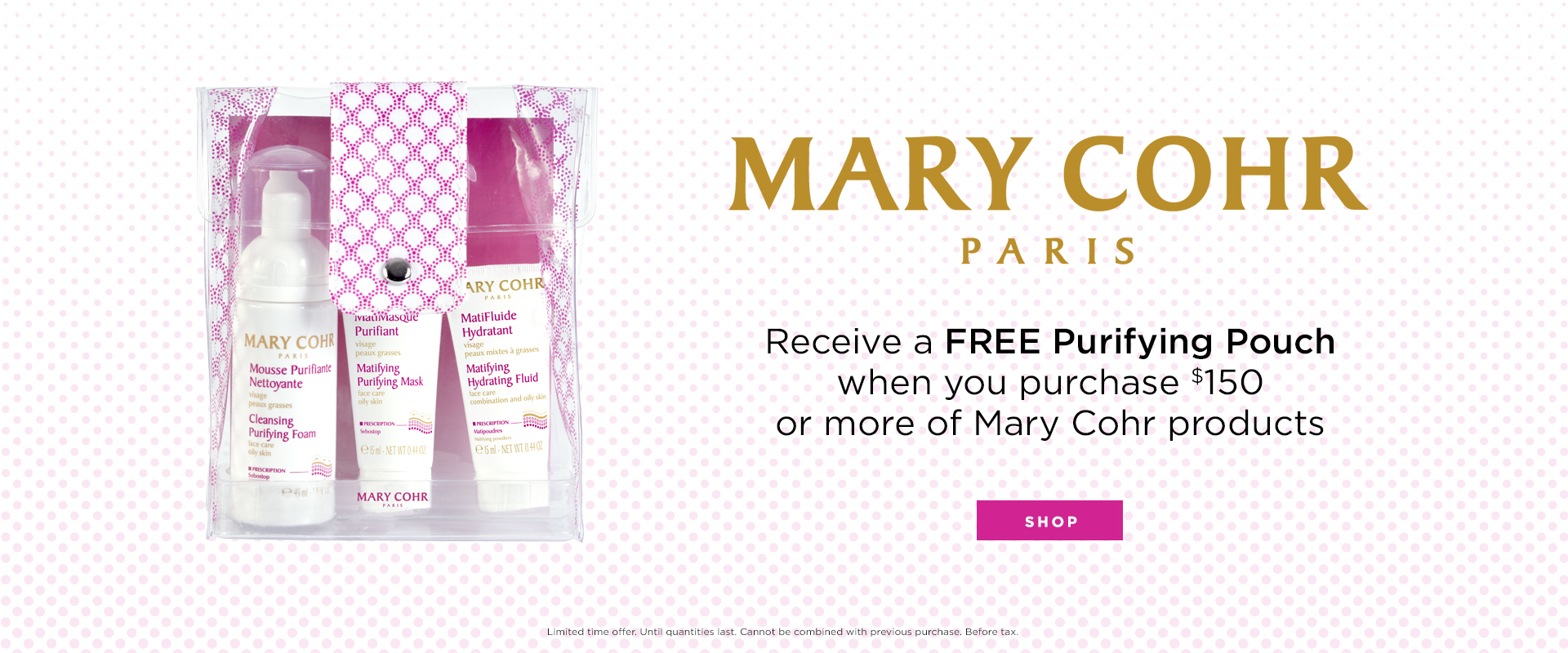 Mary Cohr Paris Skin Care