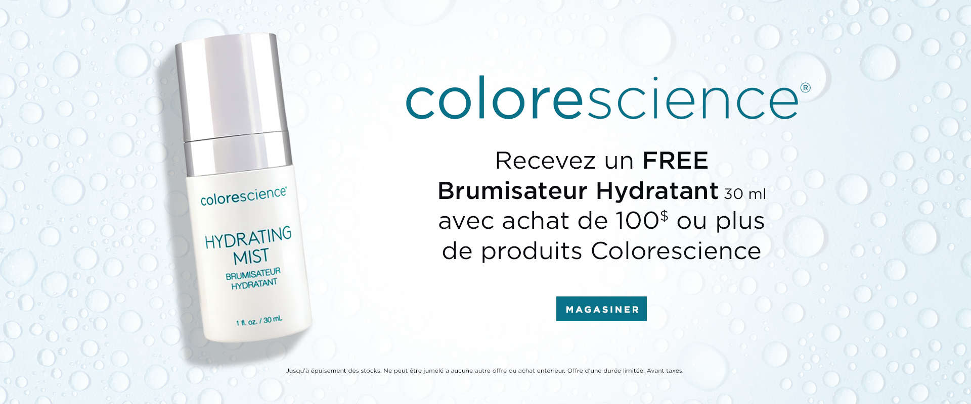 Colorescience Cadeau